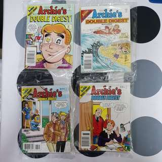 Archie's Double Digest (4books)