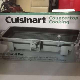 Electric Grill pan New