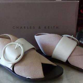 Charles & Keith Flats
