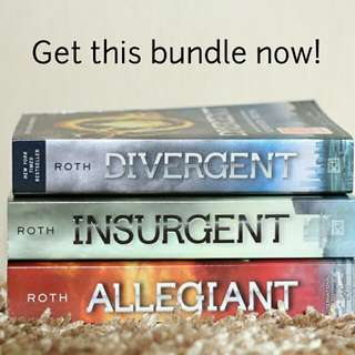 Veronica Roth's Divergent Trilogy