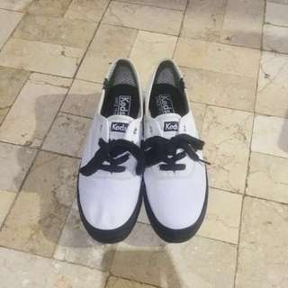 Keds Triple Color Block Black&White Shoes