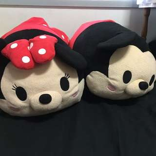 Mickey and Minnie TsumTsum