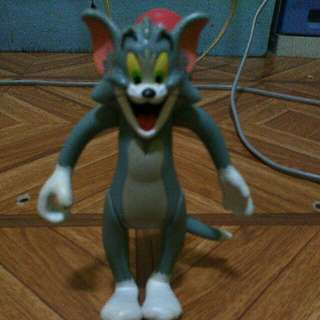 Tom and Jerry Macdonalds Happy Meal Toy