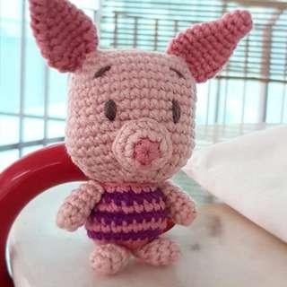 Piglet Crochet