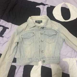 Denim Jacket Faded