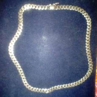 rantai silver 925
