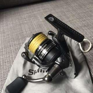 Shimano Ultegra 2500 spinning reel