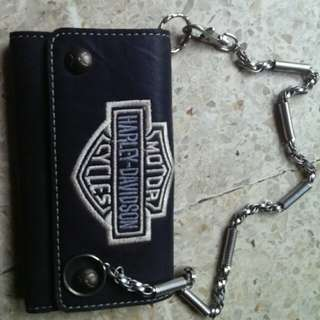 Long wallet Genuine Harley Davidson