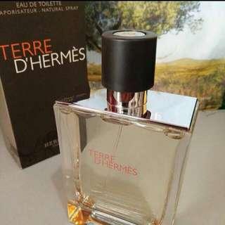 TERRE D HERMES 100mL (segel)