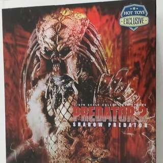Hot Toys Shadow Predator 2 Exclusive MMS154