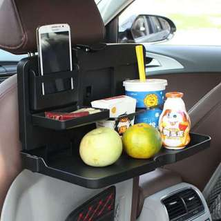 Travel Dining Tray And Storage