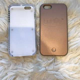 Lumee iPhone 6S Plus Lighting Case