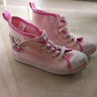 H&m hello kitty shoe