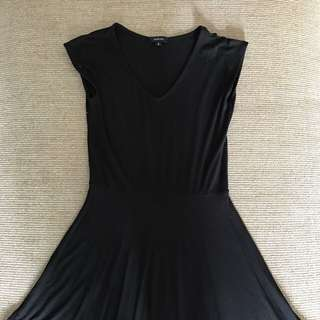 Cloth Inc Black Dress
