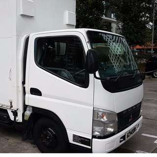10ft Lorry for rental ( Long and Short term available)