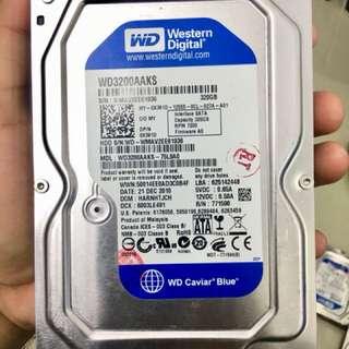 320GB Hard Drive