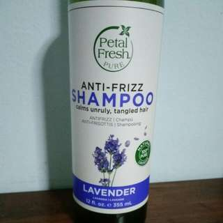 Lavender Shampoo 100 Percent Natural