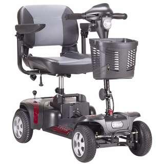 Selling Heavy Duty Mobile Wheel Chair
