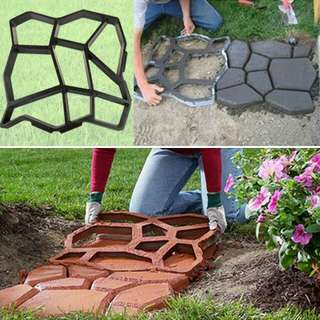 DIY PAVING CONCRETE MOULD