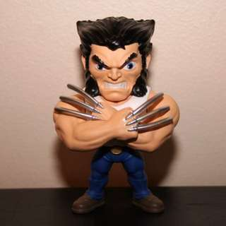 Marvel X-men Wolverine Collectible / Figurine (Lootcrate Exclusive)