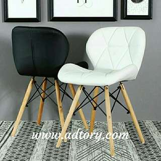 Cash & Carry ®Adtory designer scandinavian decor chair ready stock