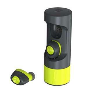 可議價  Motorola VerveOnes+ ME Music Edition 黃色 』 IP57防水防塵 藍芽耳機/耳塞式藍牙/真無線/可攜式充電盒/另售i-Tech FreeStereo Twins