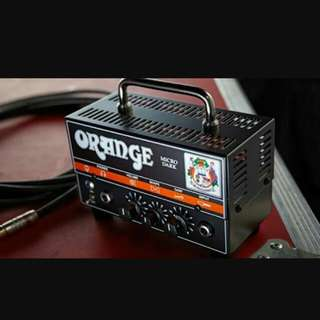 Head Amply Orange Micro Dark 20 watt