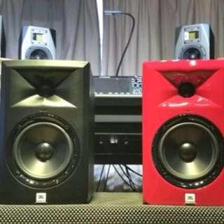 "(100%New)行貨 JBL LSR305 一對 1Pair  5"" Studio Monitor(一年原廠保養)"