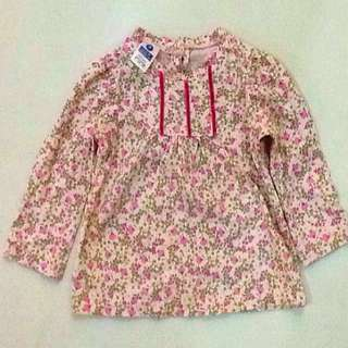 Zara blouse for 3-6 months