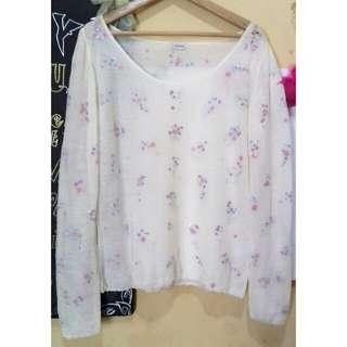 Shirt/Luaran Lily Brown