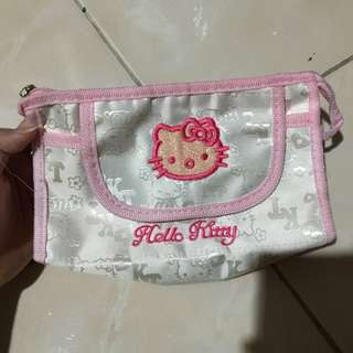 Hello Kitty Make up pouch / bag
