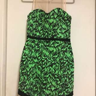 Cocktail dress sz M