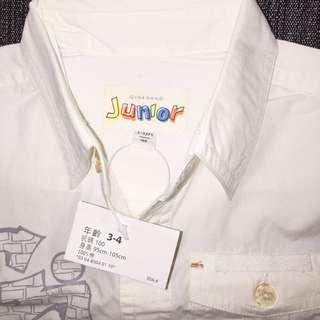 Junior襯衫