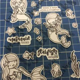 Mermaid - Cut-out images