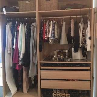 2 bedroom Wardrobes