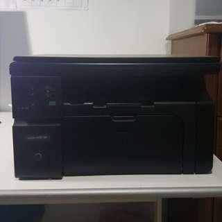 HP 3 in 1 Laser printer m1132 MFP