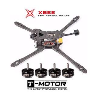 XBEE AIR H (Hybrid) FPV Race Kit w F40 Pro Combo Package - 1 Set Left!!