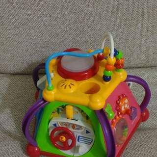 hoodle益智玩具 感覺統合 手眼協調#我的嬰幼可超取