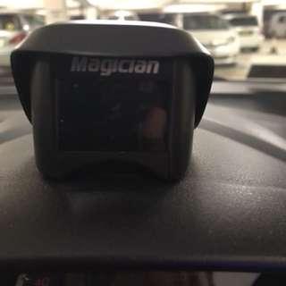 Magician OBD多功能電子水溫/車速/電壓錶