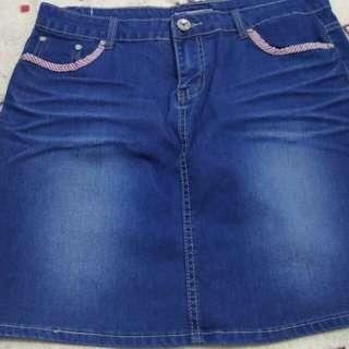 Rok jeans t2000