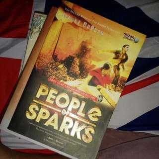 Novel People Of Sparks