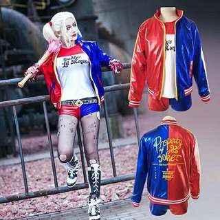Harley Quinn Cosplay Costume