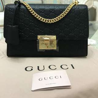 Gucci large padlock supreme Original