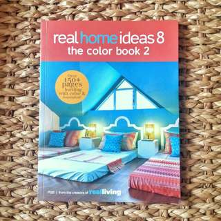 Real Home Ideas 8: The Color Book Vol. 2