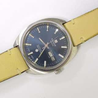TISSOT SEASTAR day date Automatic 1970's ~ 天梭 SEASTAR 1970年代 雙日曆自動錶