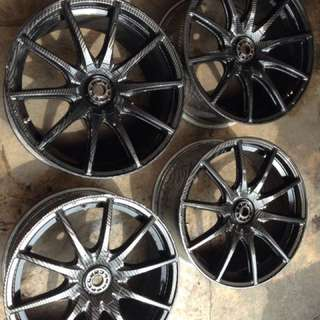 SPORT RIM 19inch IMPORT BMW E46 E90 ACCORD CAMRY