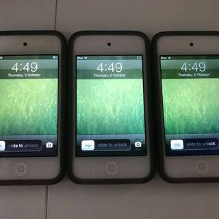 iPod touch 4gen - 8GB (減價!) (新淨 Good condition)