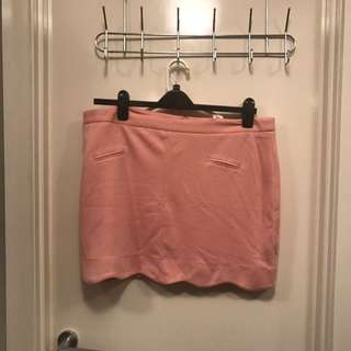 ASOS Pastel Pink Mini Skirt