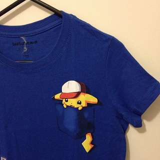 pikachu shirt ~ ☺️