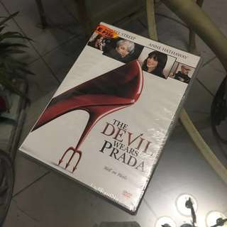 DVD The Devil Wears Prada